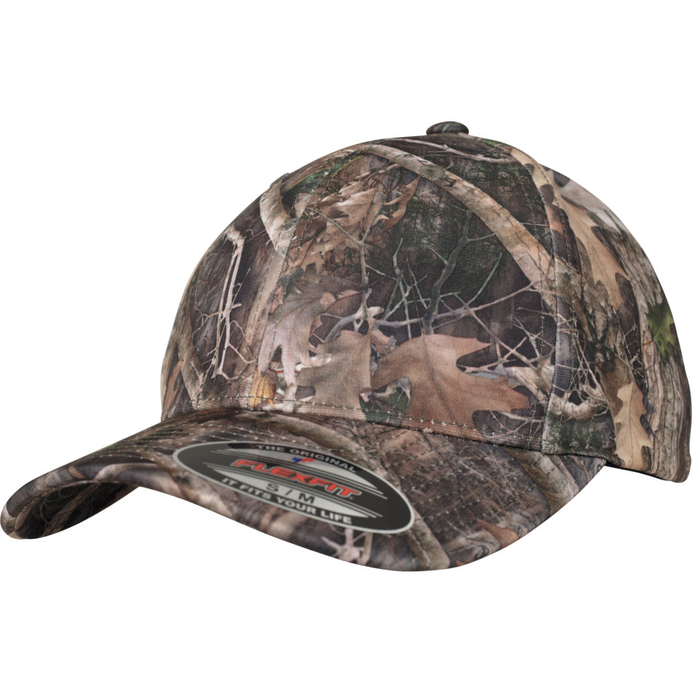 Flexfit - Baseball Cap - Timber Camo