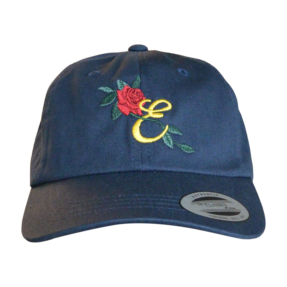 Evryday - Rose Dad Cap - Navy