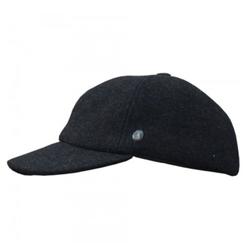 City Sport - Dad Cap Winter - Dk Grey