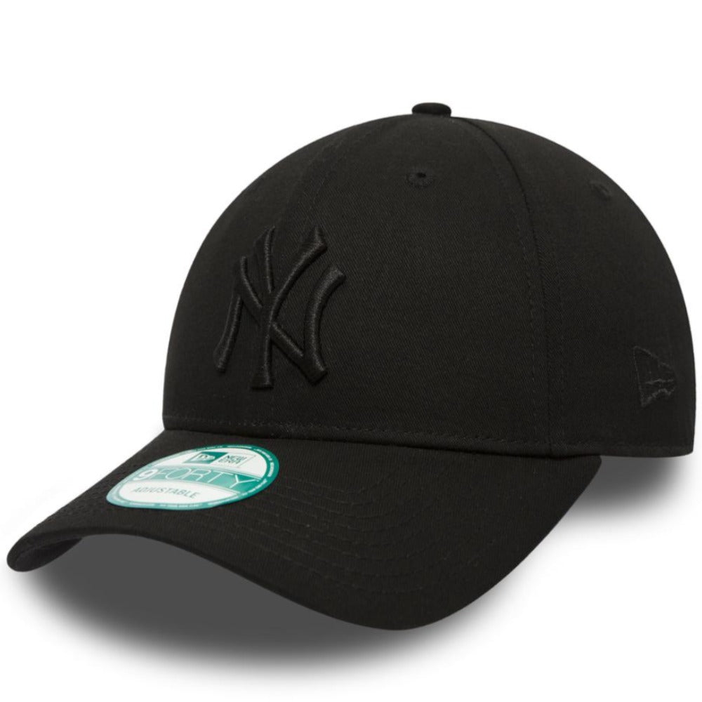 New Era - 9Forty - New York Yankees - Black/Black