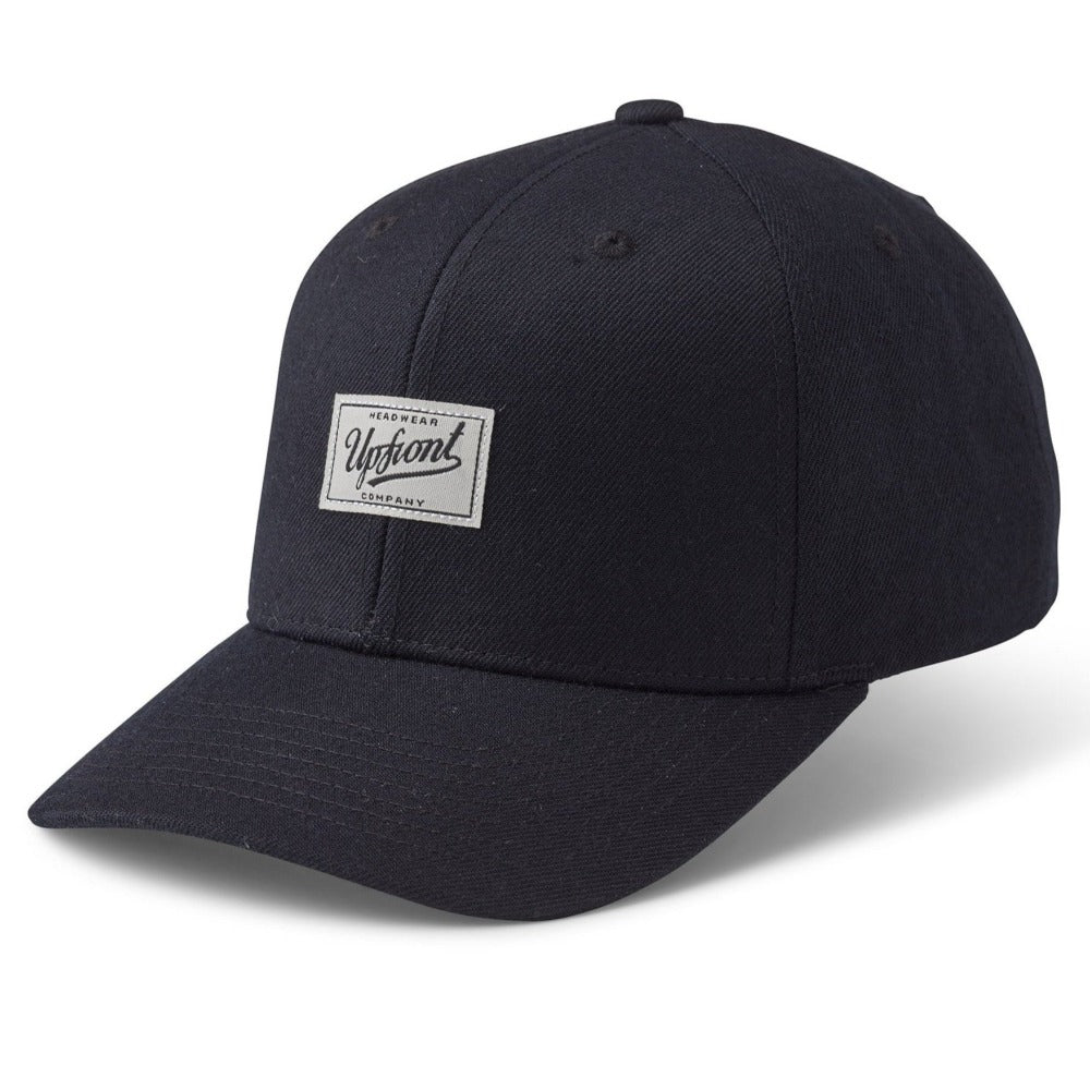 Upfront - Gaston Baseball Cap - Black