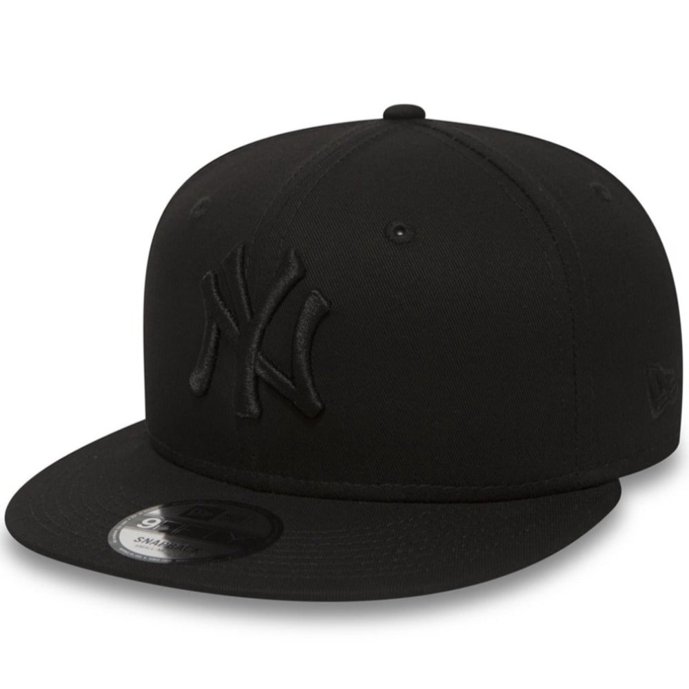 New Era - 9Fifty - Snapback - New York Yankees - Black/Black