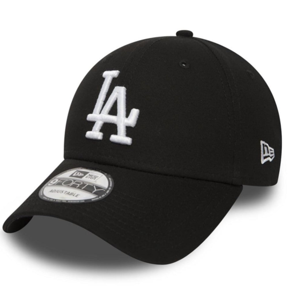 9Forty - Los Angeles Dodgers - Black/White