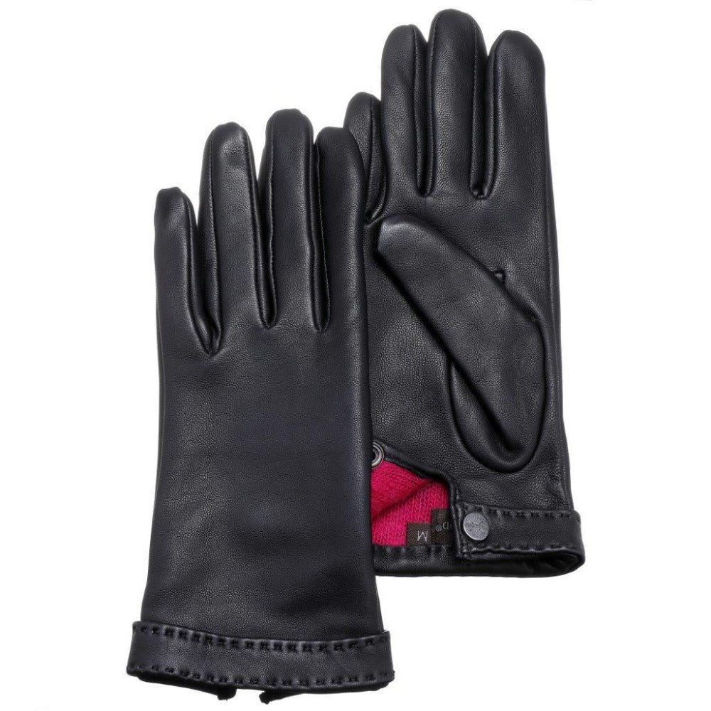 Pearlwood - Ann Lady Gloves - Black