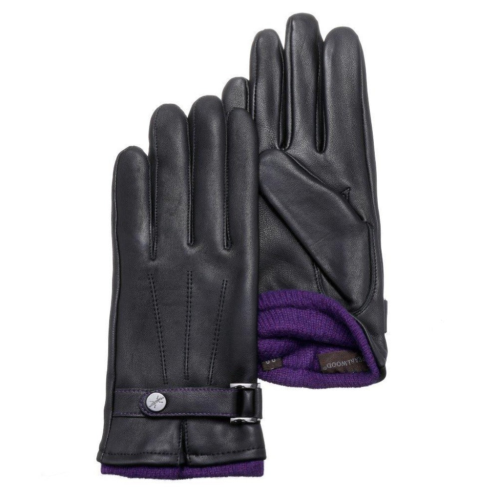Pearlwood - Ava Lady Gloves - Black