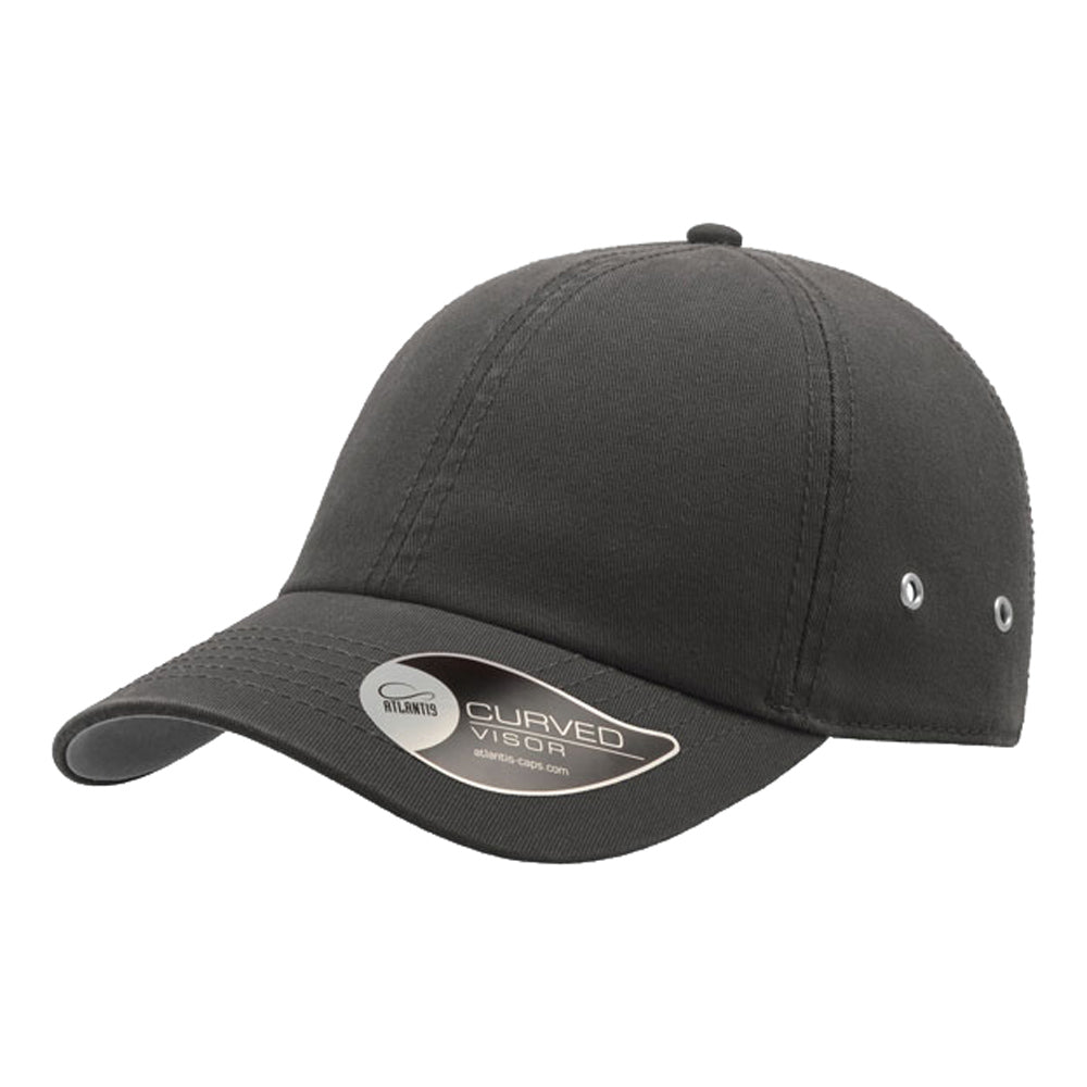 Atlantis - Action Baseball Cap - D. Grey