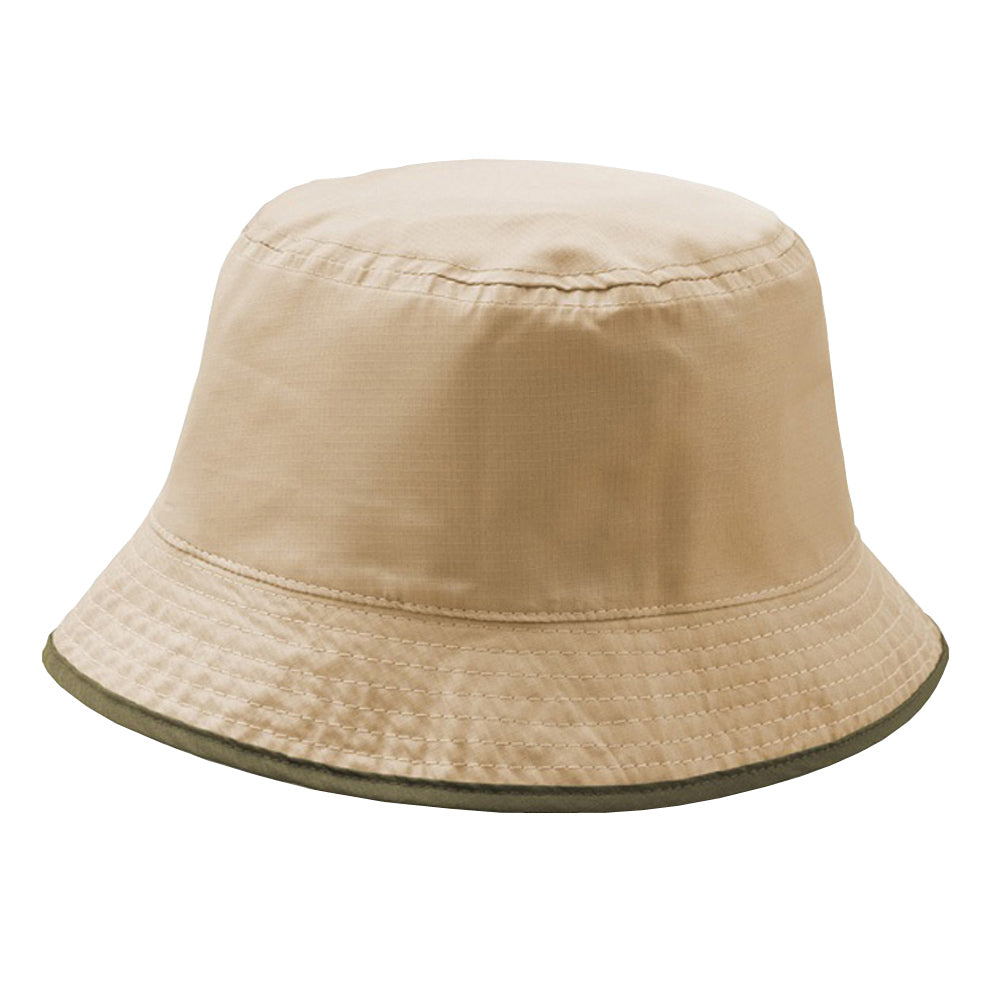Atlantis - Pocket Bucket Hat - Olive/Khaki