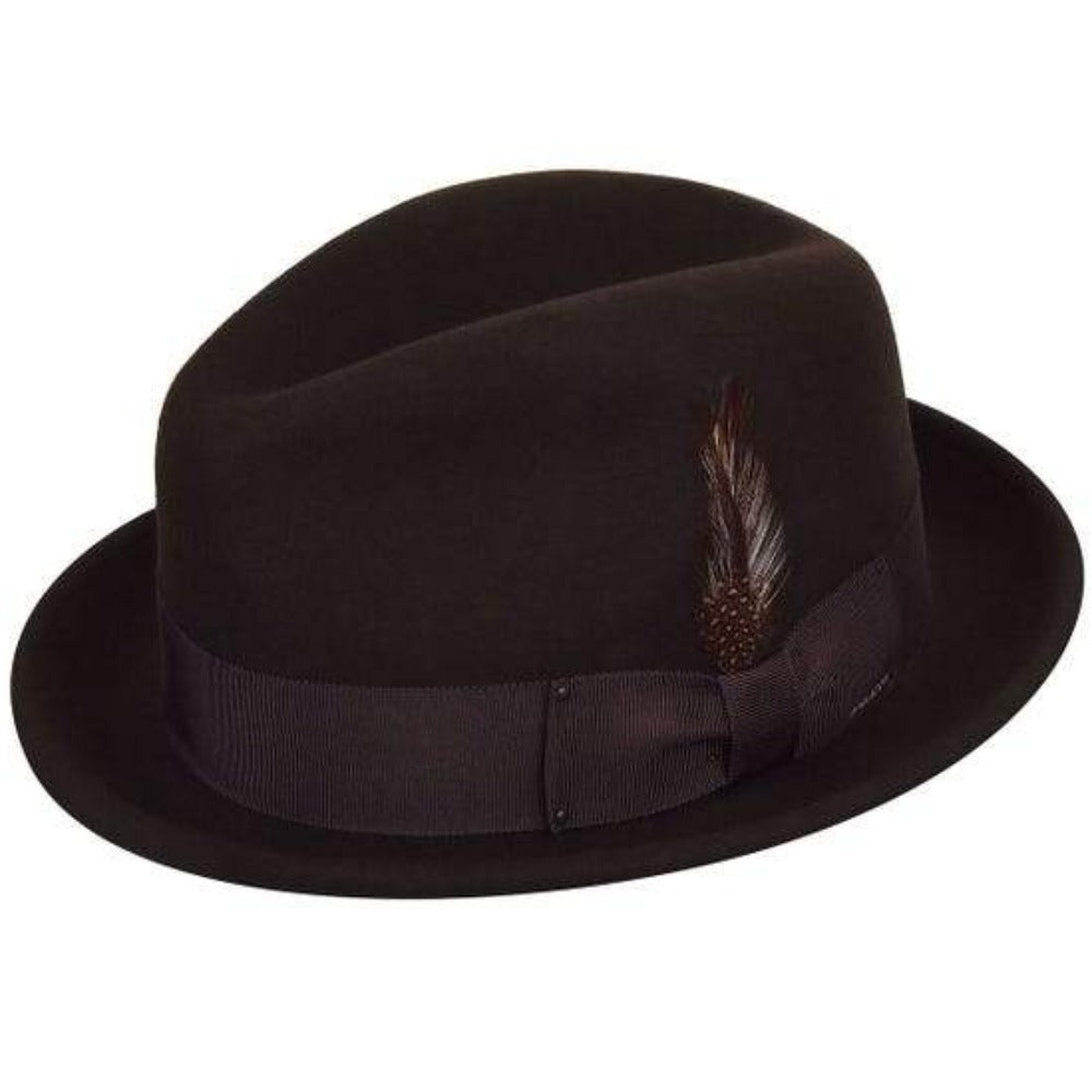 Bailey - Tino Felt Hat - Black