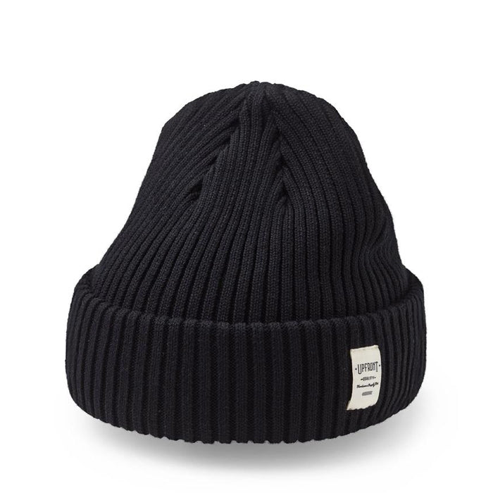 Upfront - Bridge Beanie - Black