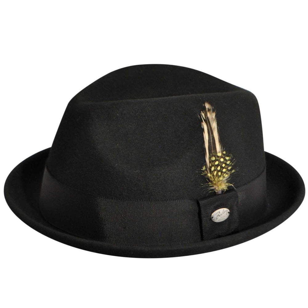 Bailey - Cloyd Felt Hat - Black
