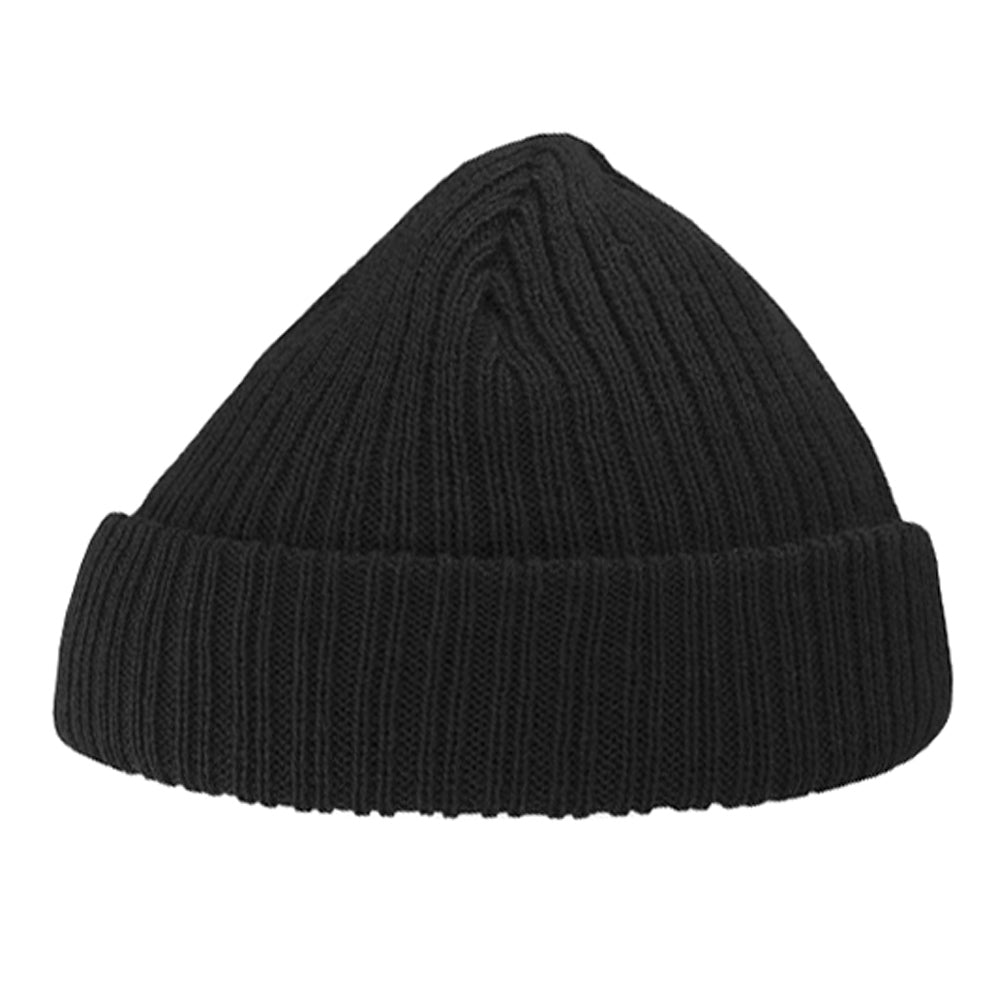 Atlantis - Docker Beanie - Black