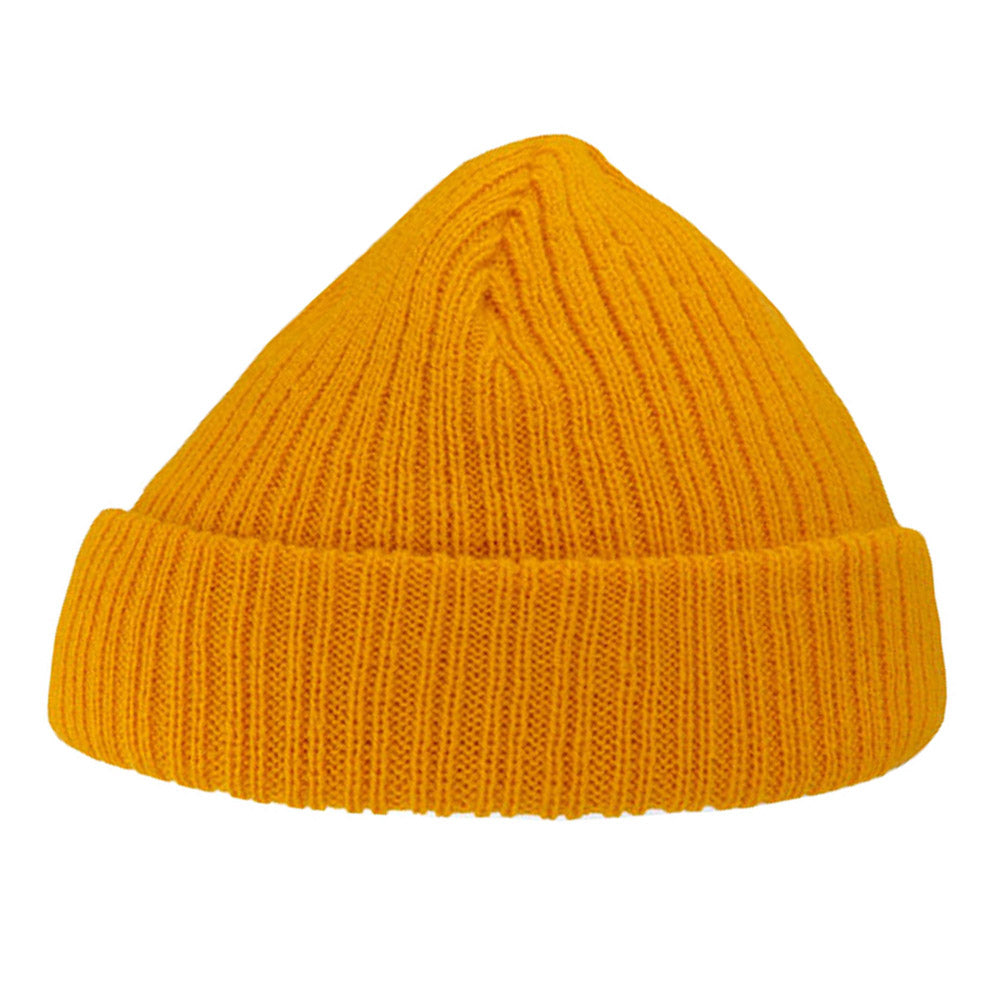 Atlantis - Docker Beanie - Yellow