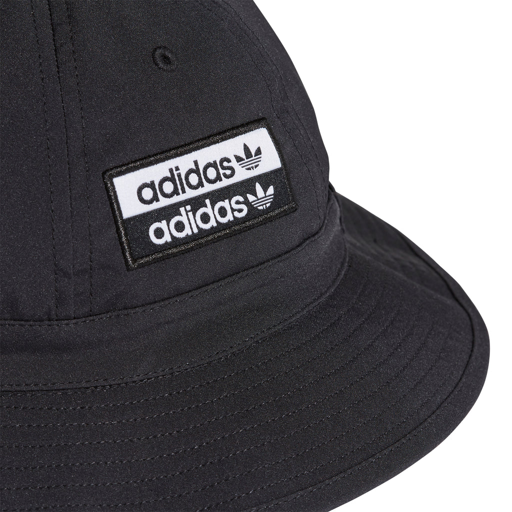 Adidas - Bucket Hat - Black