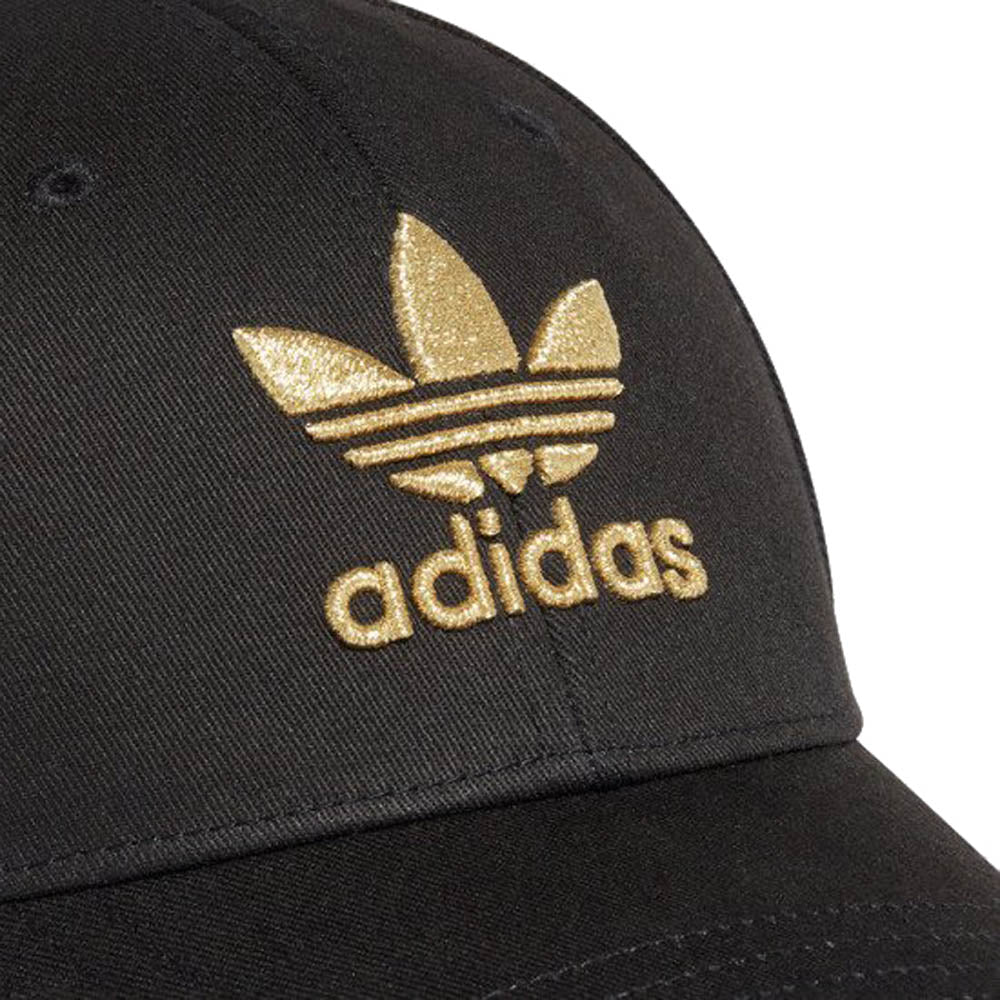 Adidas - AC Gold BB Cap - Black
