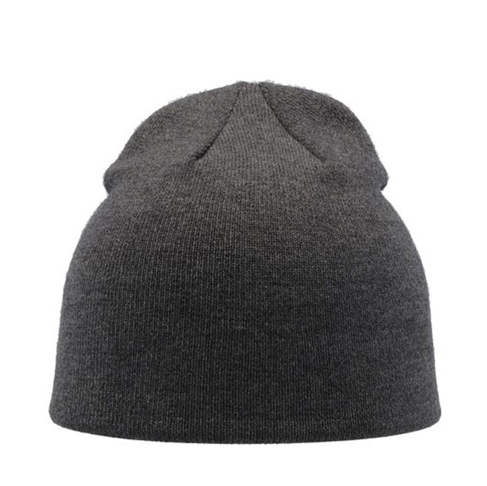 Atlantis - Fun Beanie - Dark Grey Melange