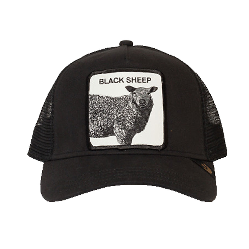Goorin Bros - Black Sheep Trucker Cap - Black