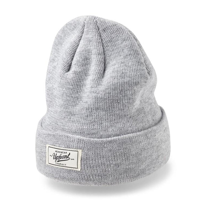 GASTON 2 Beanie - Light Grey Melange