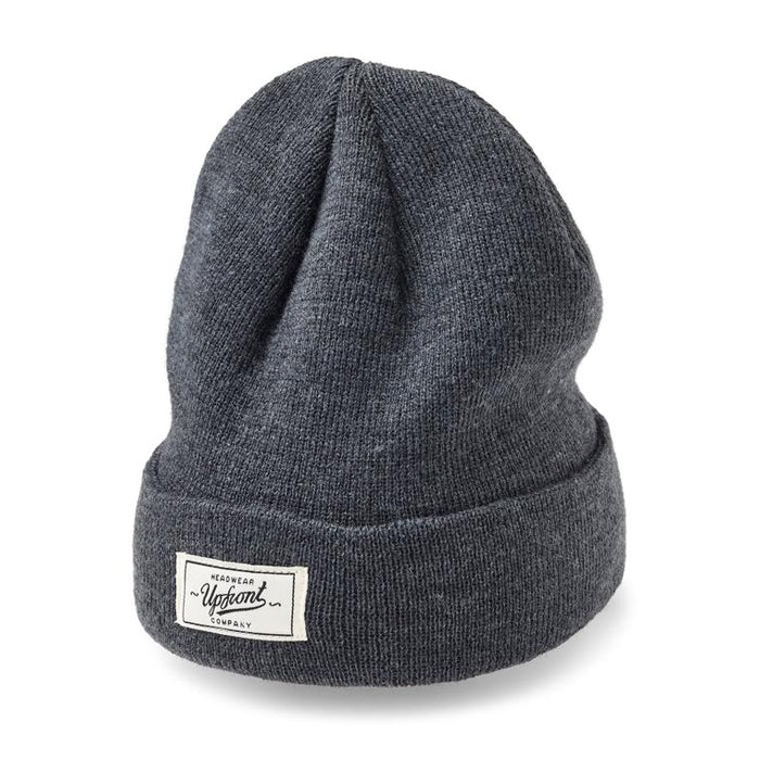 GASTON 2 Beanie - Dark Grey Melange