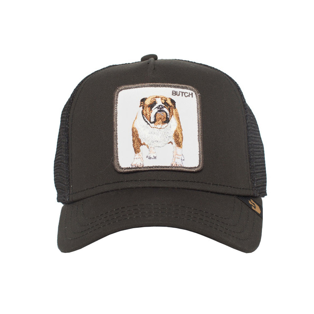 Goorin Bros - Butch Trucker Cap - Black