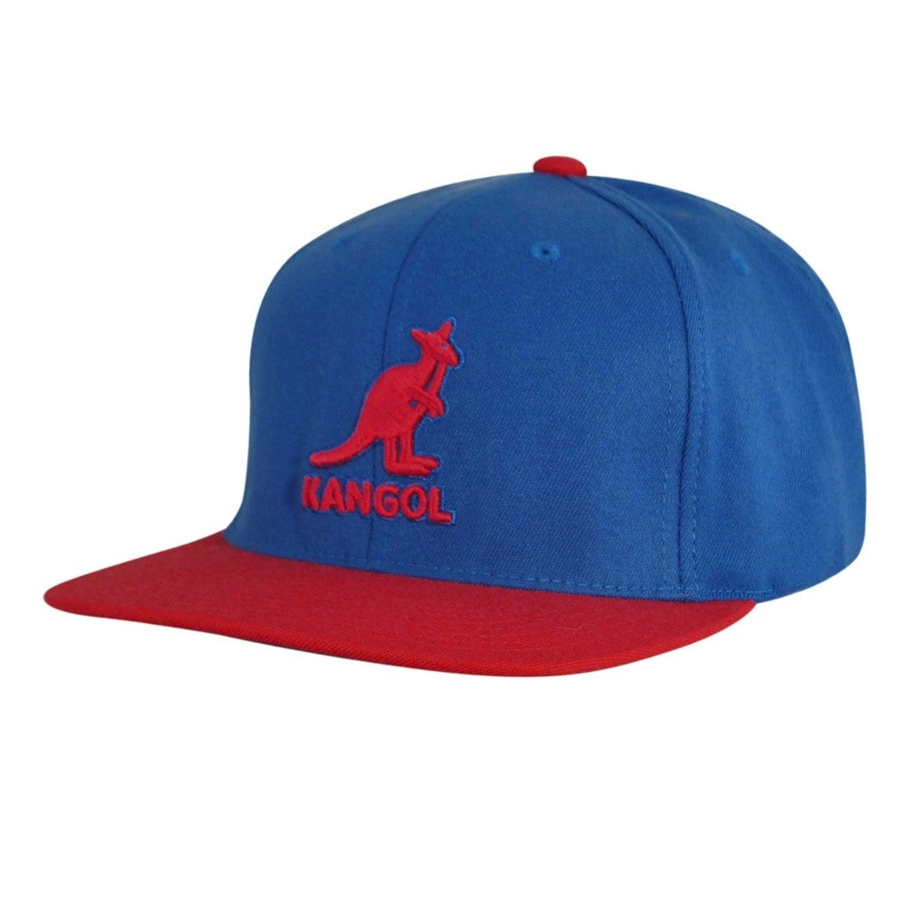 Kangol - Snapback - Royal/Red
