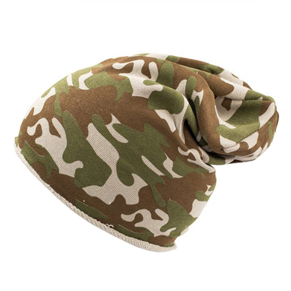 Atlantis - Brooklin Kid Beanie - Green Camo