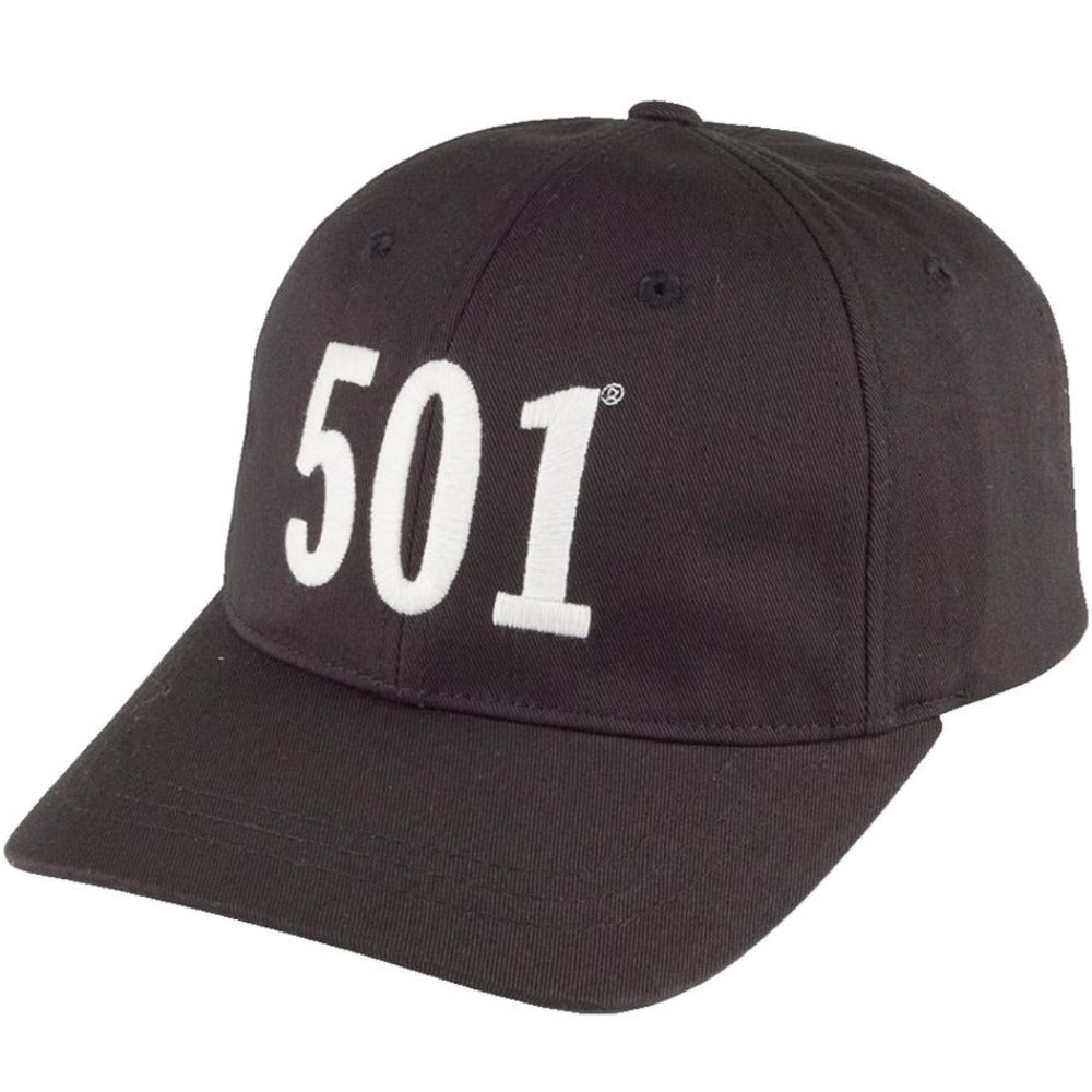 Levi's - 501 Dad Cap - Black
