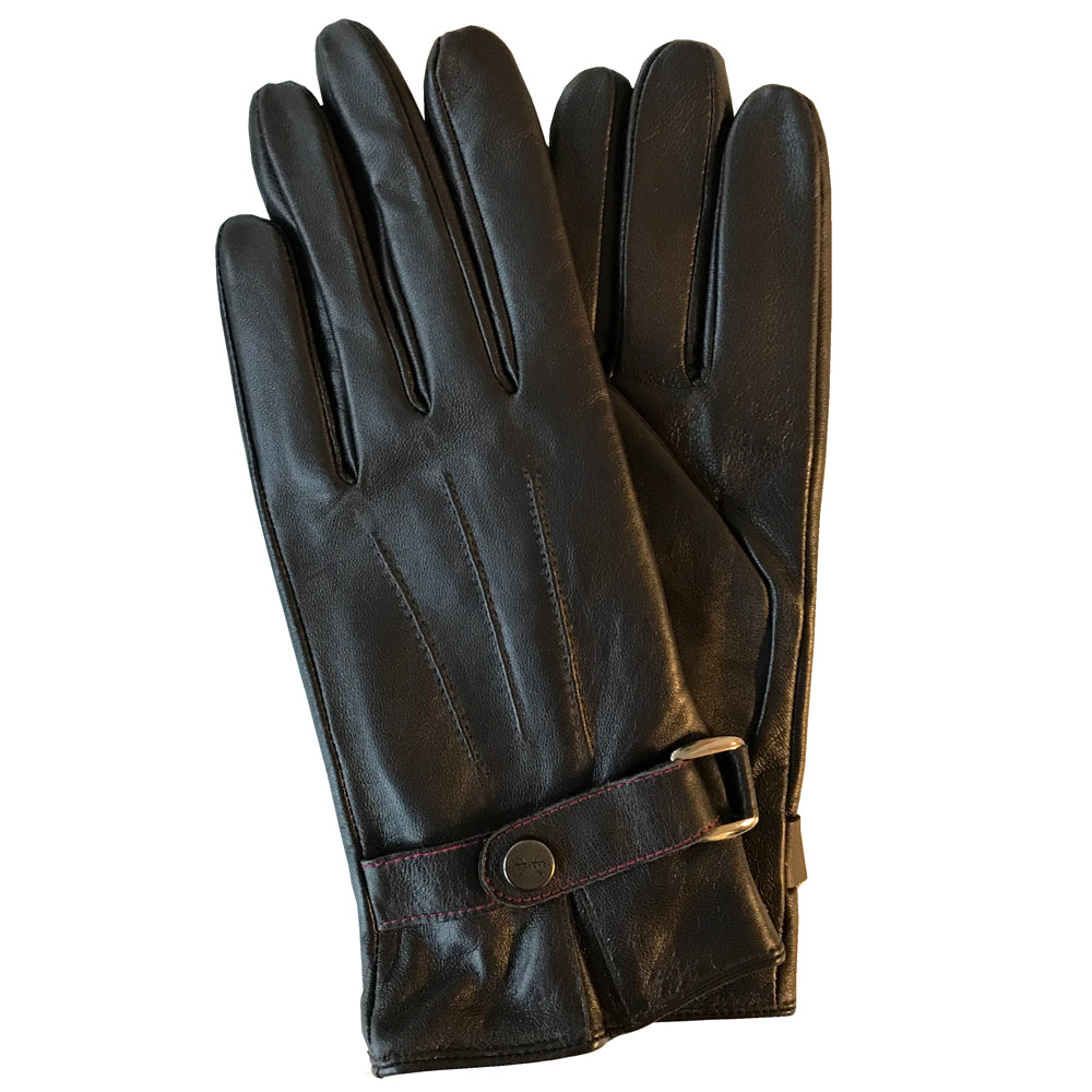Pearlwood - Macy Lady Gloves - Black/Red