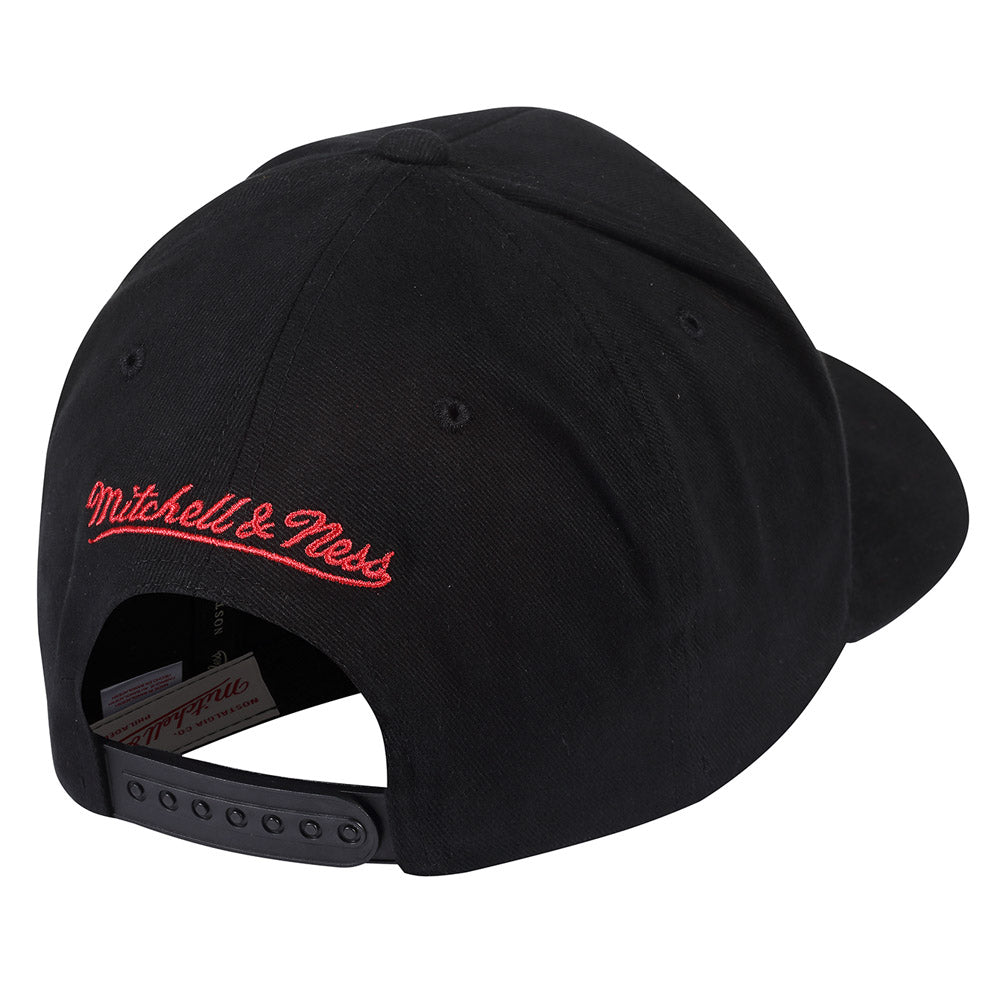 Mitchell & Ness - Houston Rockets Baseball Cap - Black