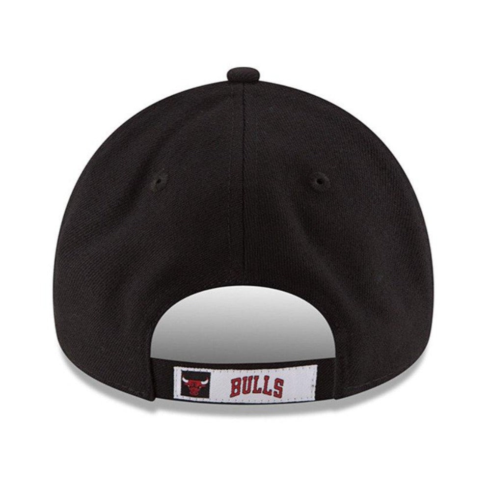 New Era - 9Forty - Chicago Bulls - Black