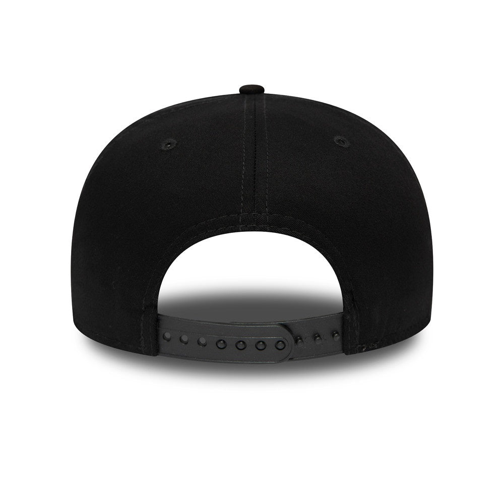 New Era - 9Fifty Stretch Snap - Los Angeles Dodgers - Black/Black