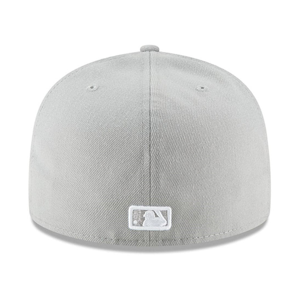 New Era - 59Fifty Fitted - Los Angeles Dodgers - Grey