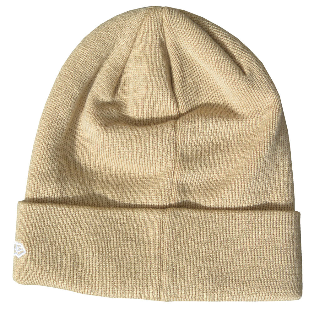 New Era - Patch Beanie - Camel