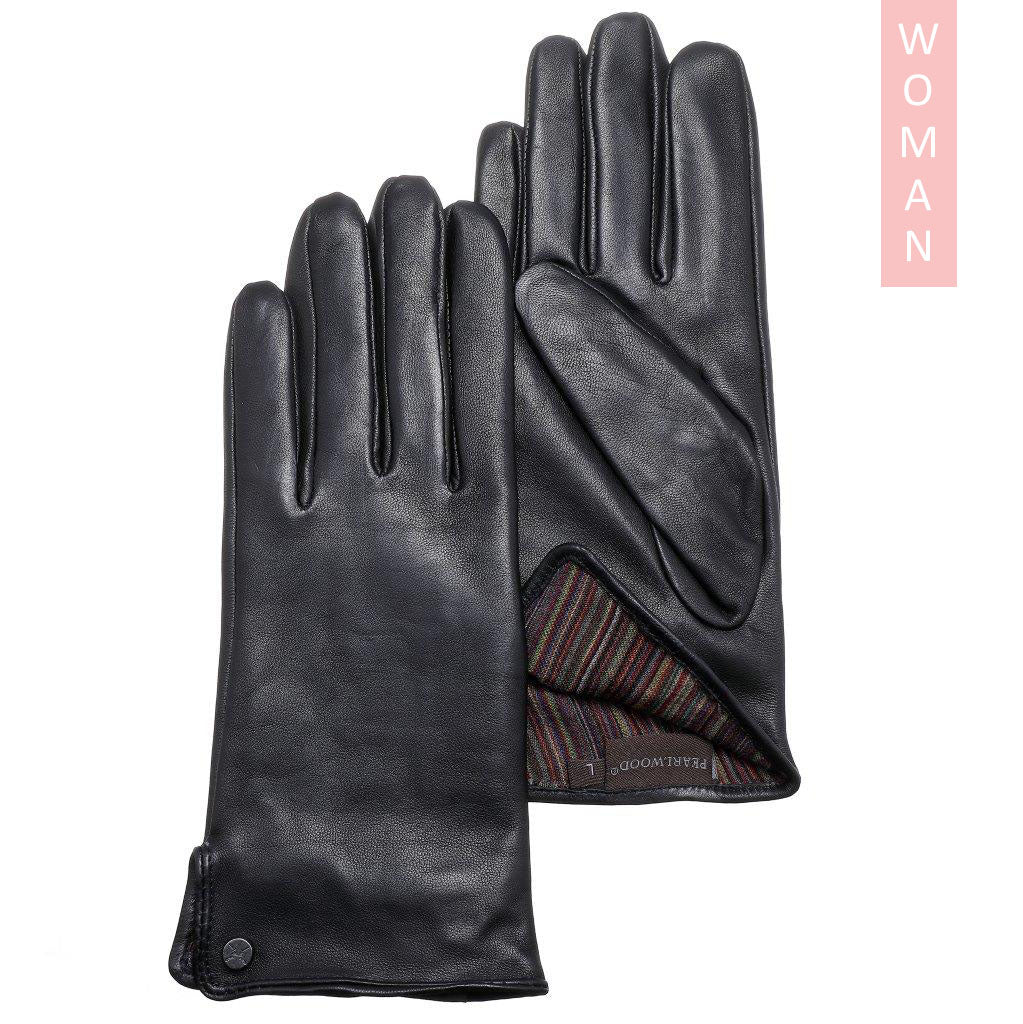 Pearlwood - Pam Lady Gloves - Black