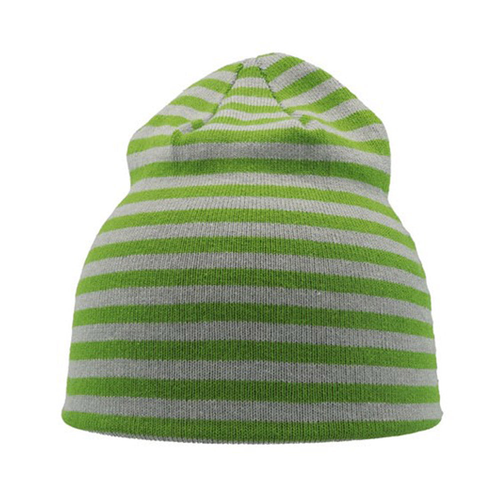 Atlantis - Playground Beanie - Green/Grey