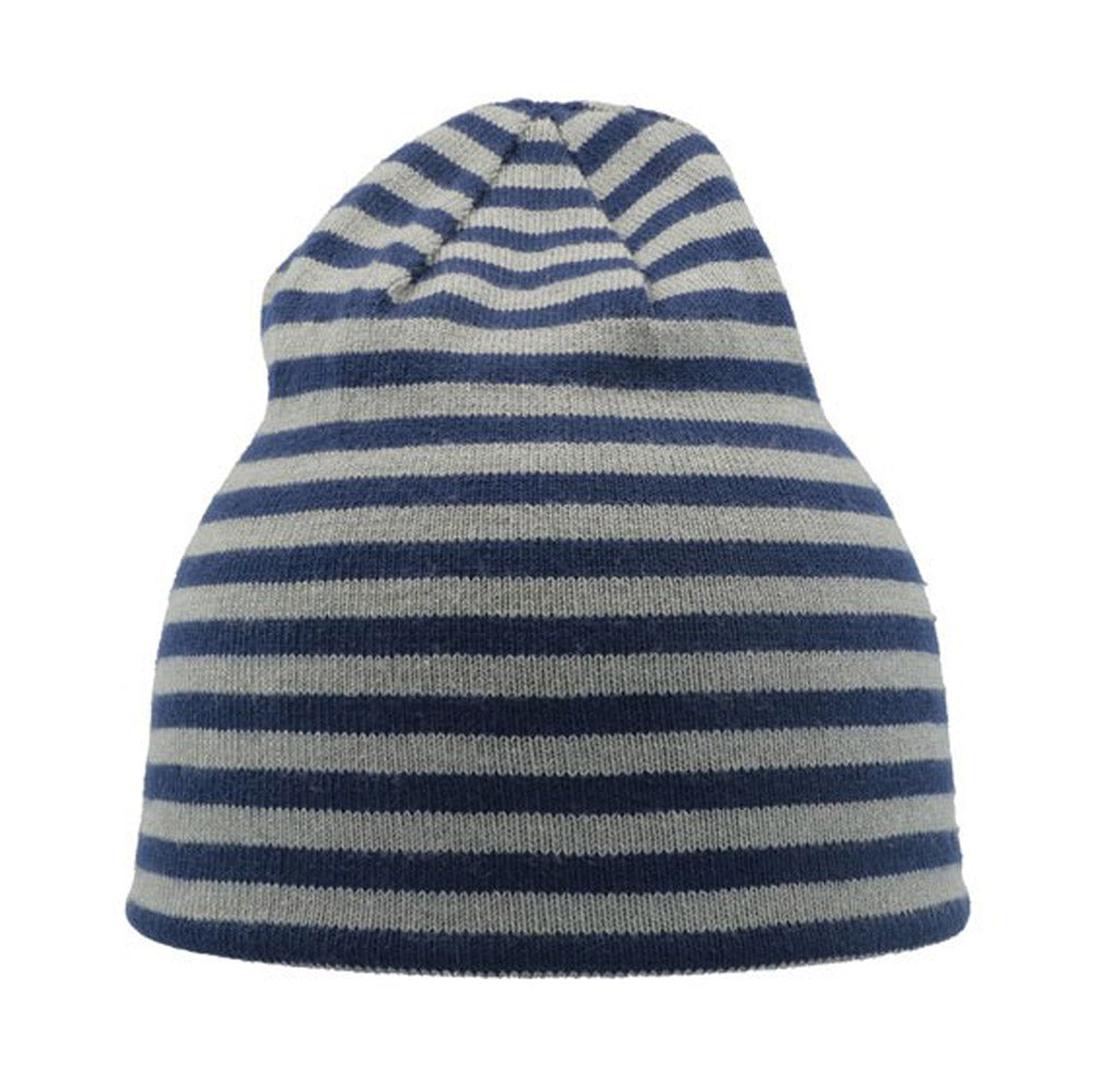 Atlantis - Playground Beanie - Navy/Grey