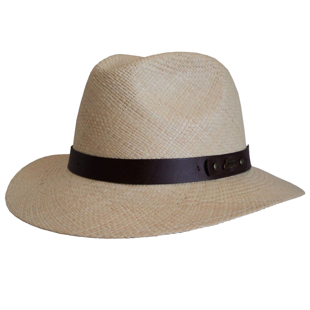 HZ - Panama Straw Hat - Natural