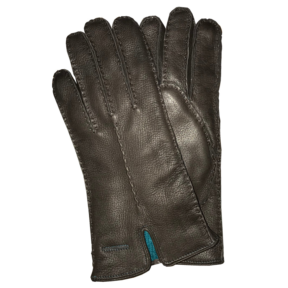 Pearlwood - Sally Lady Gloves - D. Brown