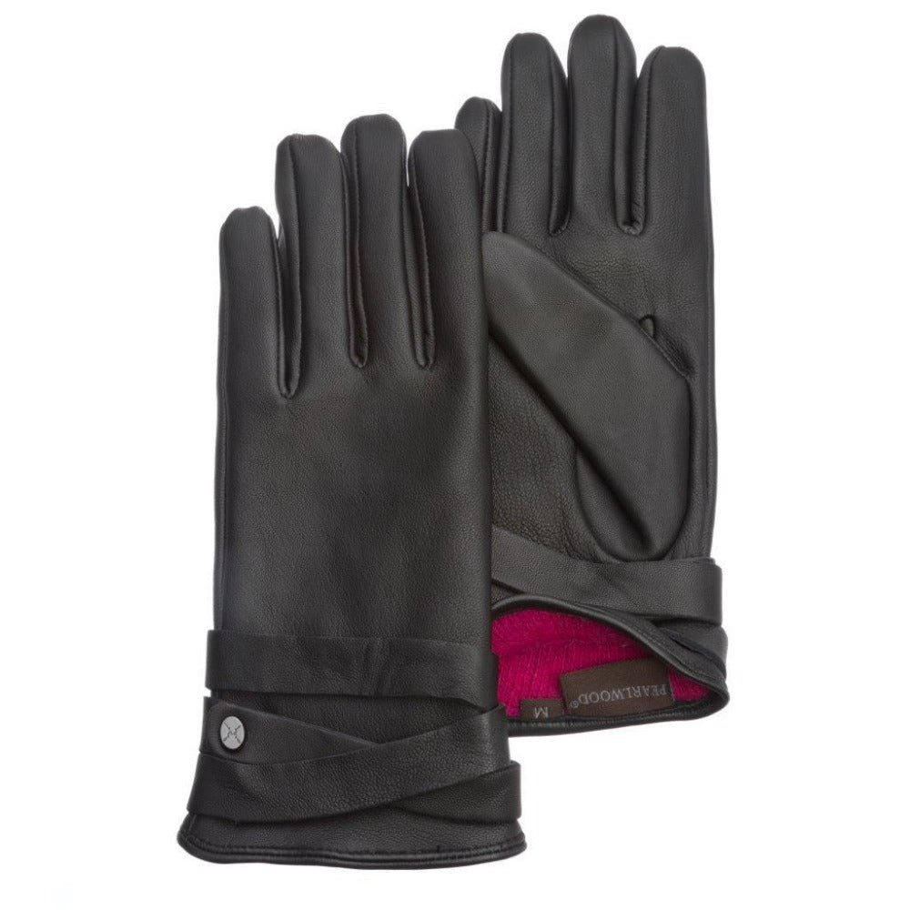 Pearlwood - Salma Lady Gloves - Black
