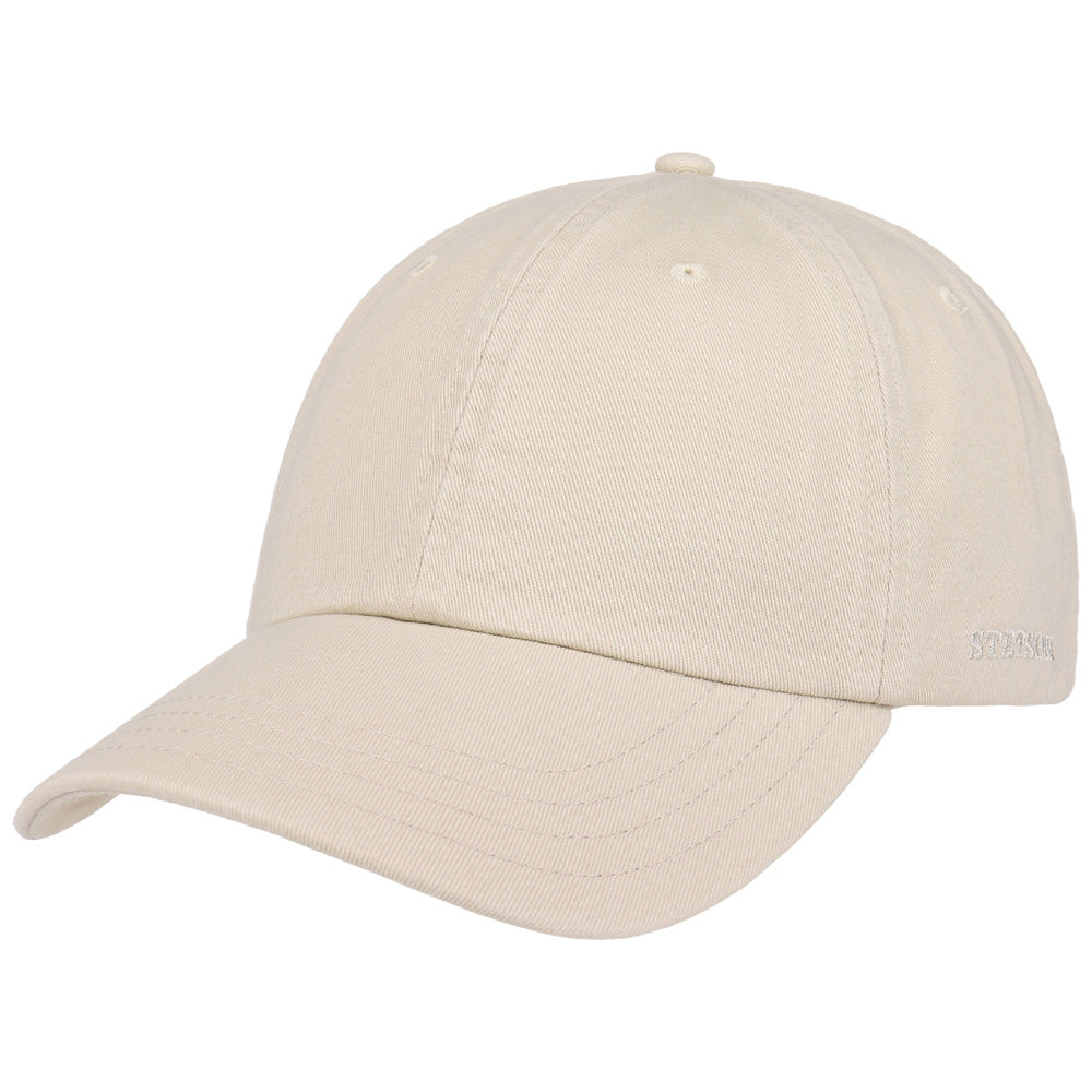 Stetson - Cotton Dad Cap - Stone