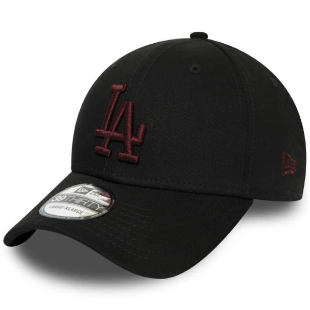 39Thirty - Los Angeles Dodgers - Black/Burgundy