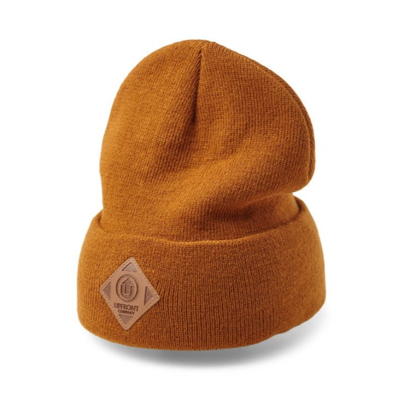 Upfront - Official Fold Up Beanie - Rust