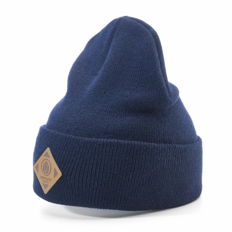 Upfront - Official UF Fold Beanie - Dark Navy