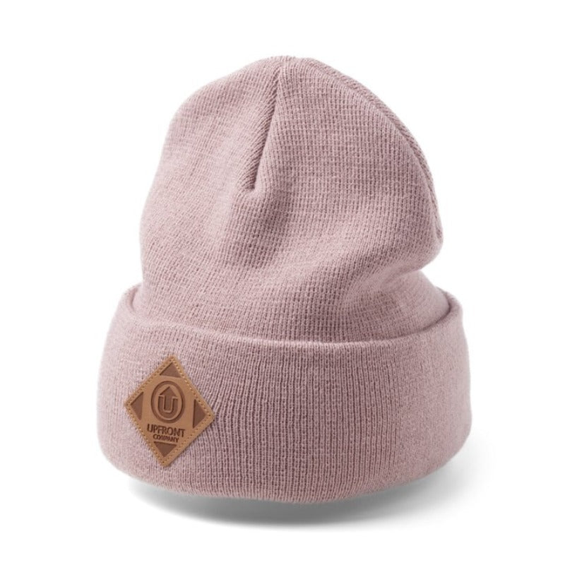 Official UF Fold Beanie - Dusty Rose