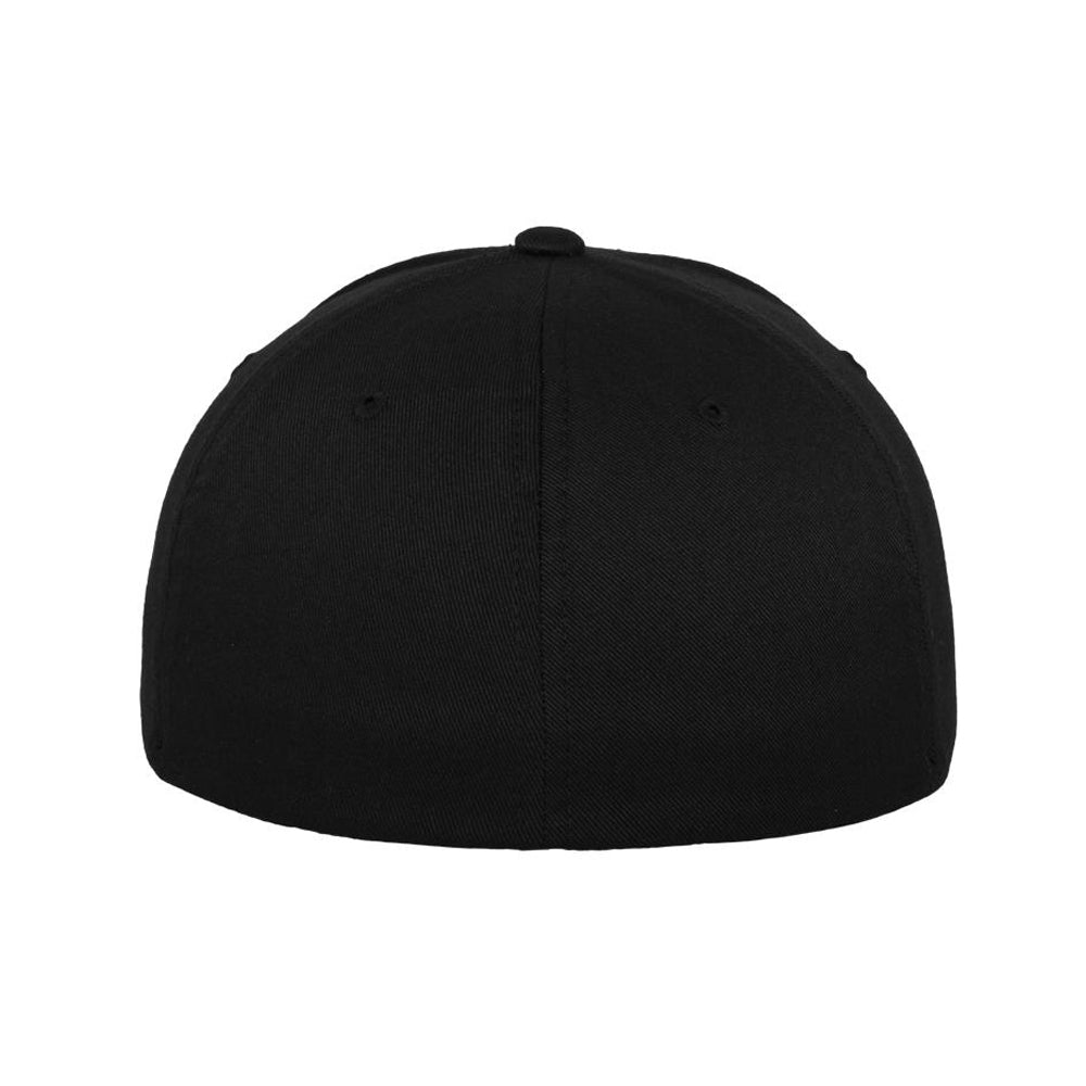SOW - Crown 1 Baseball Cap - Black