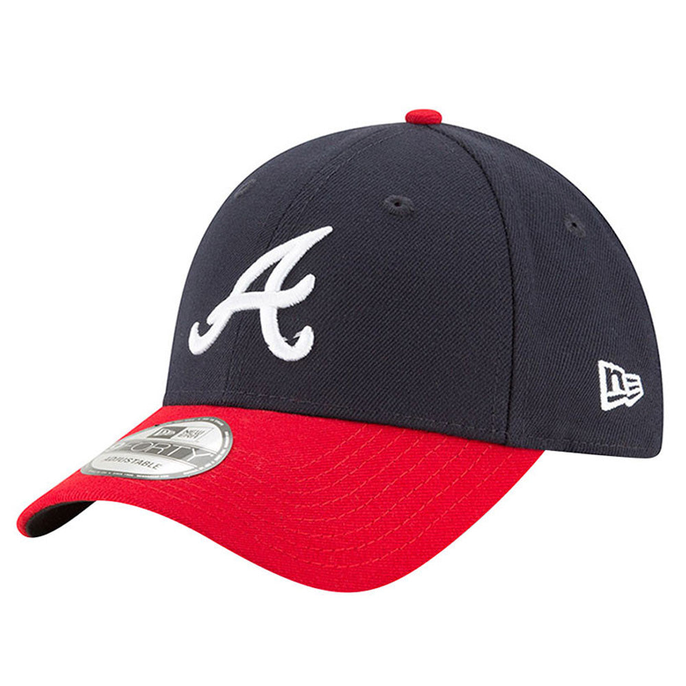 New Era - 9Forty - Atlanta Braves - Navy
