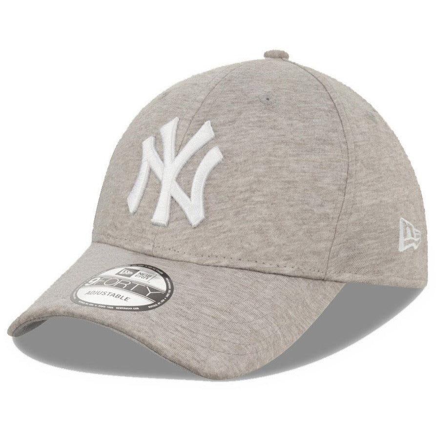 New Era - 9Forty - New York Yankees - Heather Grey