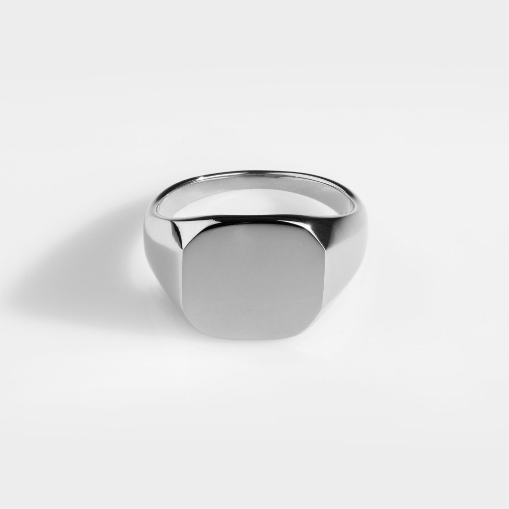 Northern Legacy - Classic Signature Ring - Silver