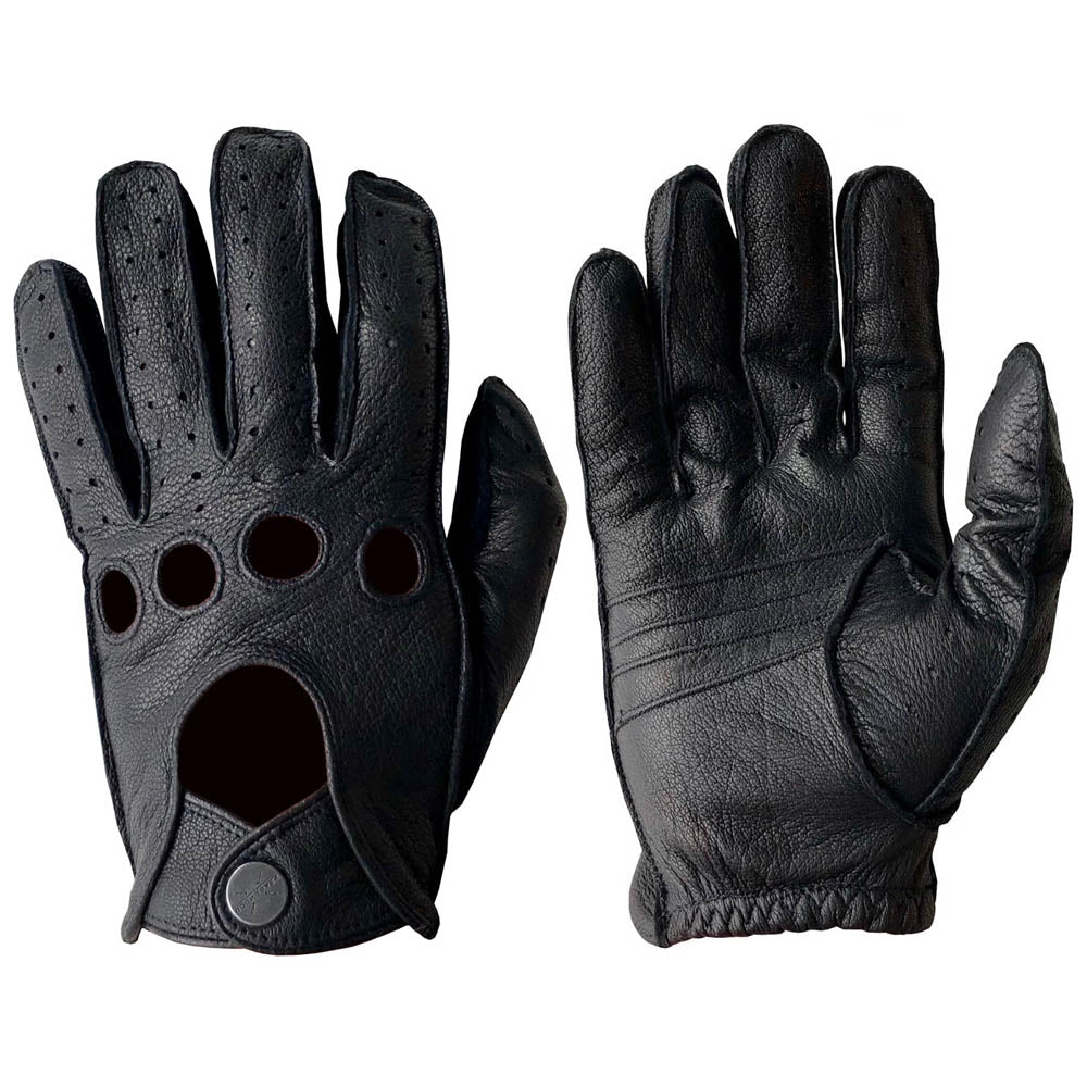 Pearlwood - Steve Driver Gloves - Black