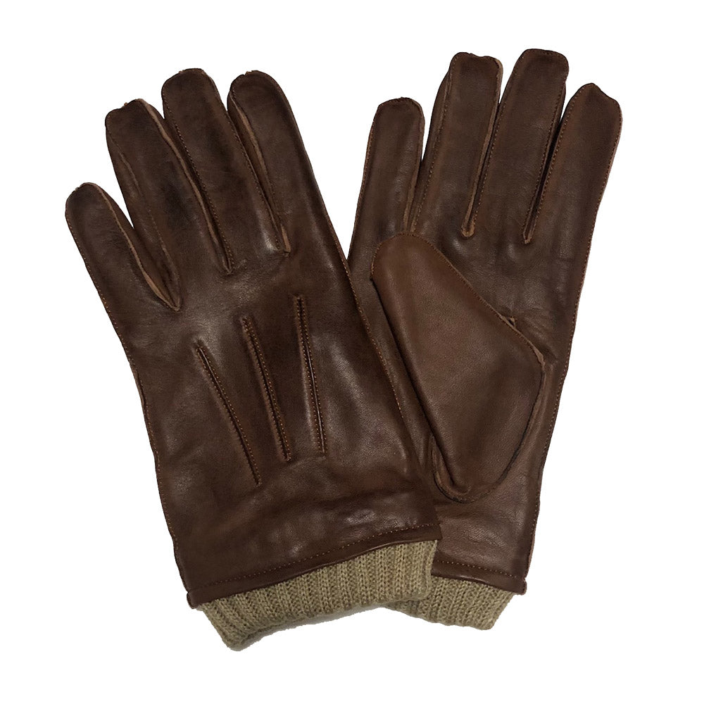 Pearlwood - Wilson Leather Gloves - Cognac