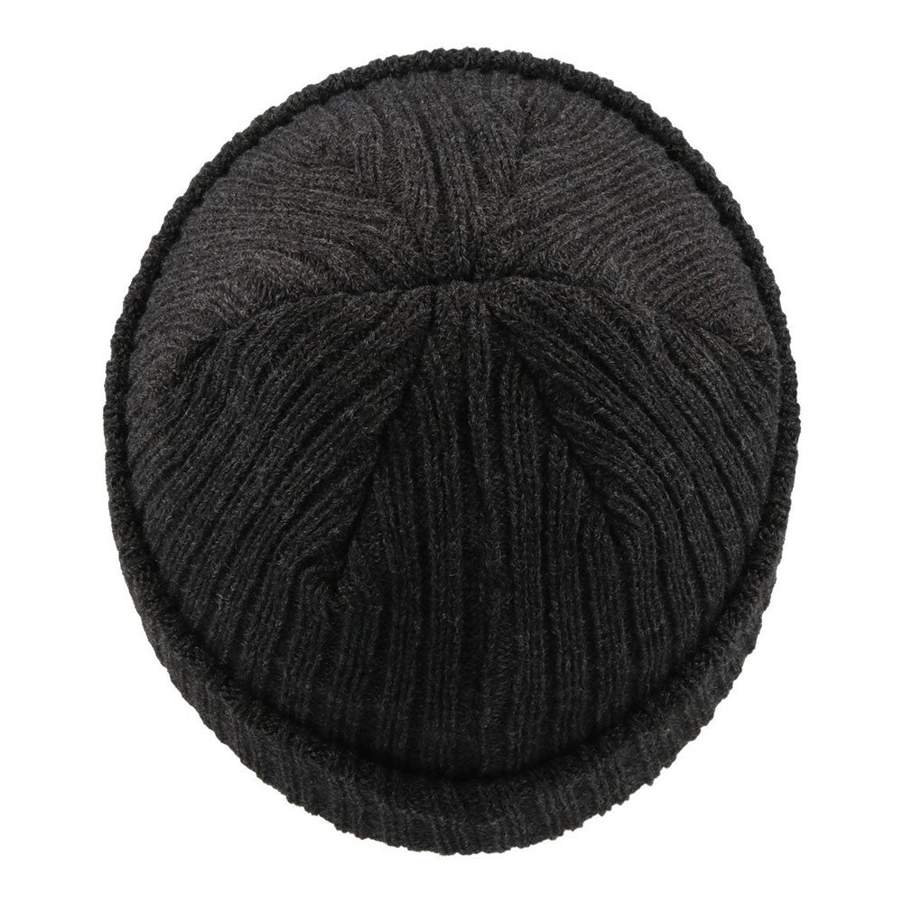 Atlantis - Docker Beanie - Dark Grey Melange